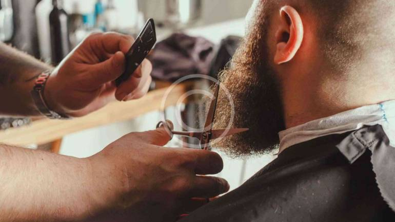 Beard Trim and Shave